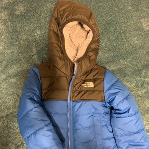 The North Face Reversible Puffer Jacket 2T